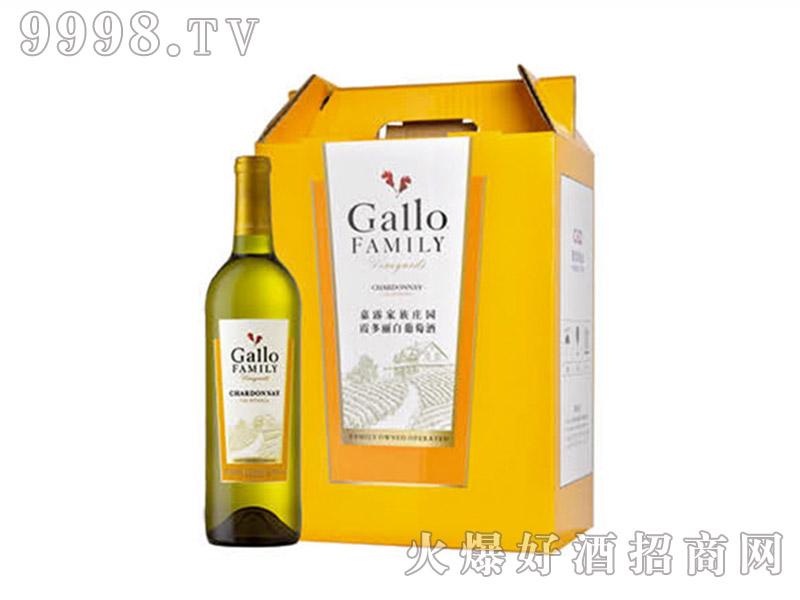 嘉露家族庄园白葡萄酒13度750ml