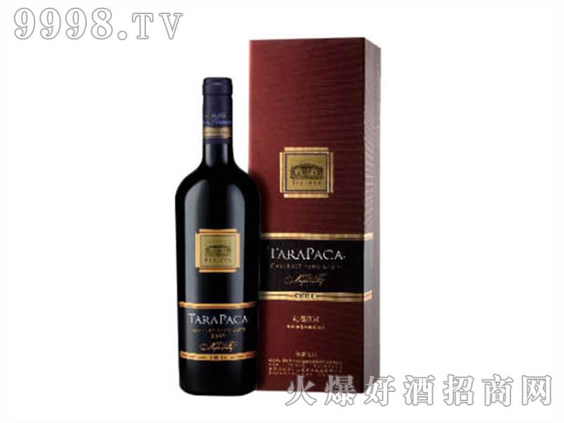 红蔓庄园珍藏赤霞珠红葡萄酒14度750ml