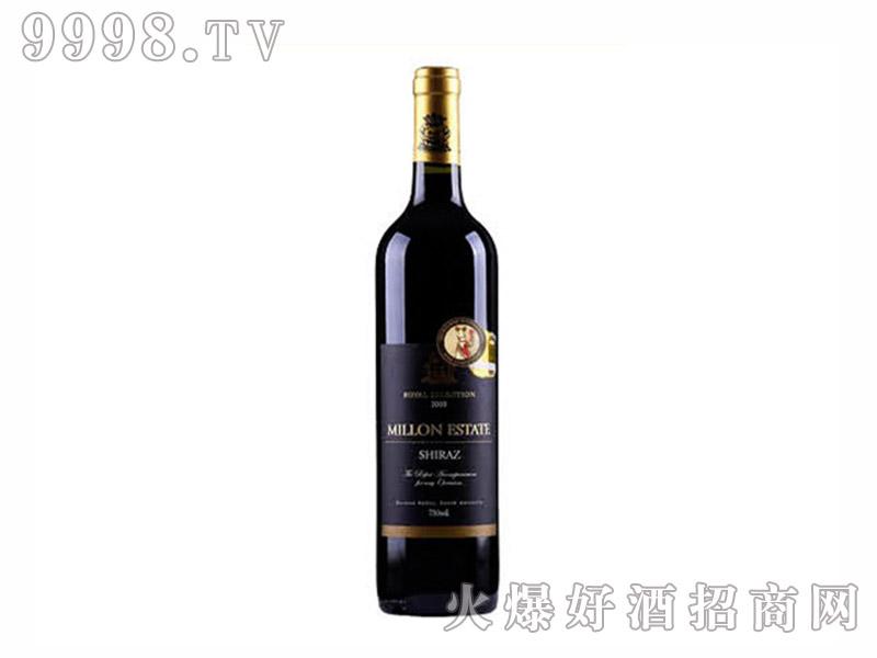 米隆庄园皇族系列干红葡萄酒14.9度750ml