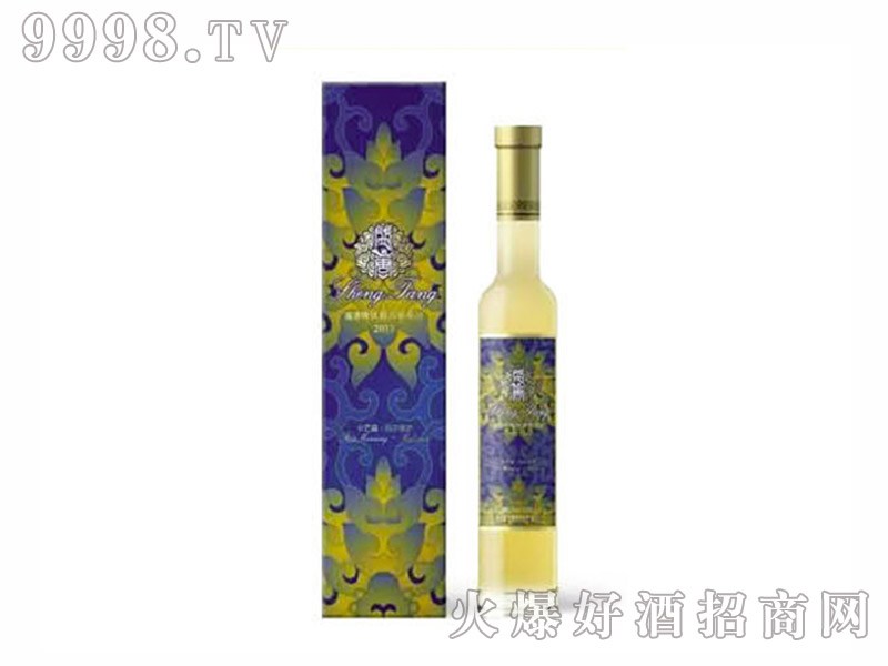 盛唐晚收甜白葡萄酒11度375ml