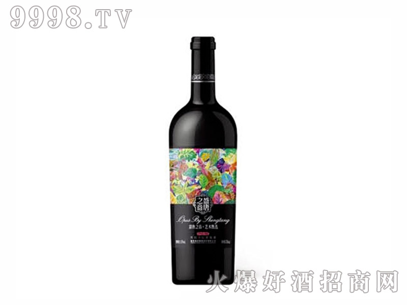 盛唐之音艺术甄选OPUS ONE干红葡萄酒14度750ml