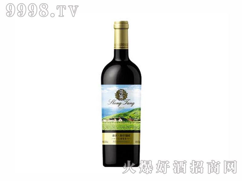 盛唐海岸葡园干红葡萄酒13.5度750ml
