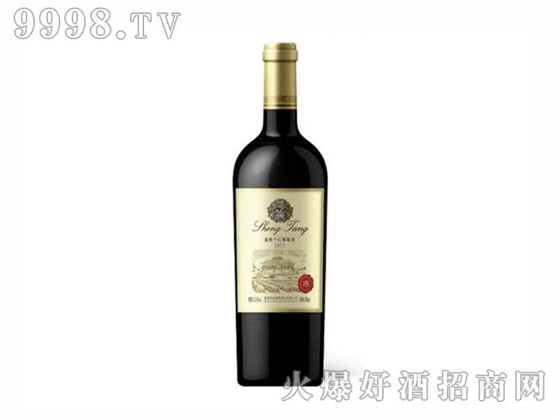 盛唐V99干红葡萄酒13.5度750ml