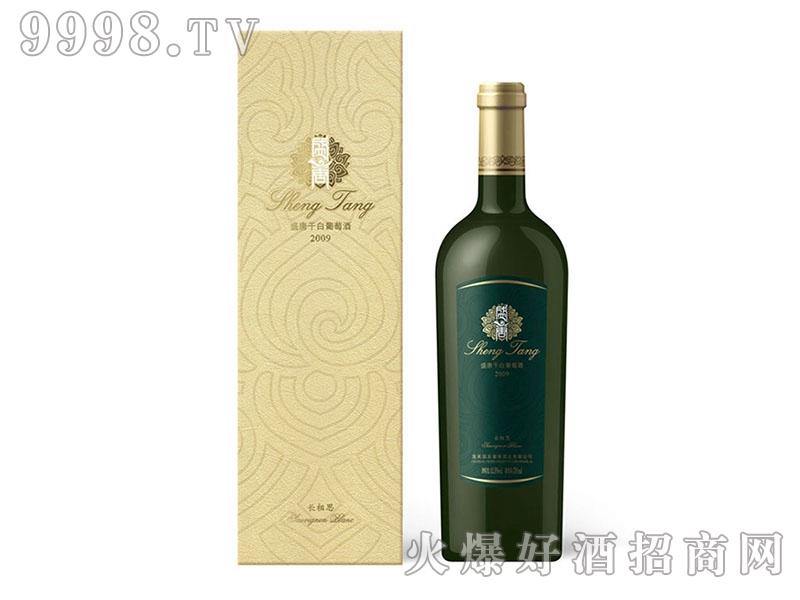 盛唐干白葡萄酒12.5度750ml