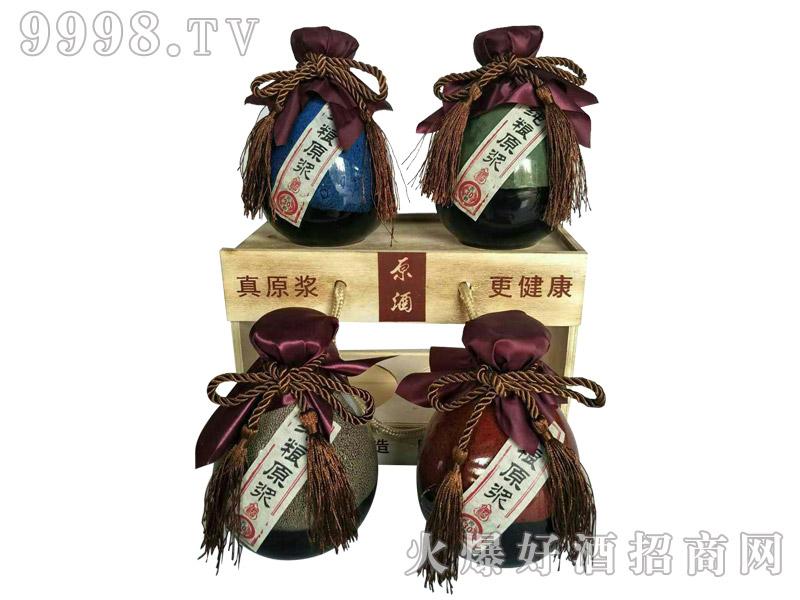 陶藏年纯粮原浆酒坛装42°52°500ml浓香型白酒