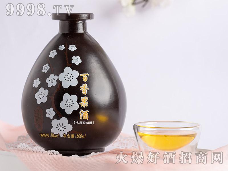 百香果酒6度500ml