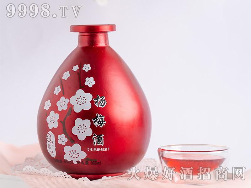 杨梅酒6度500ml