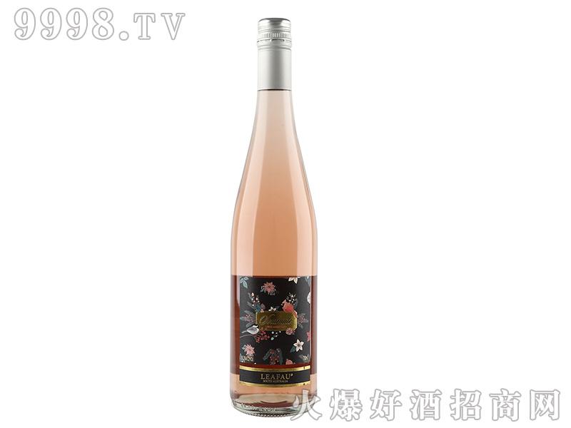 红颜醉桃红葡萄酒8.5°750ml-红酒招商信息