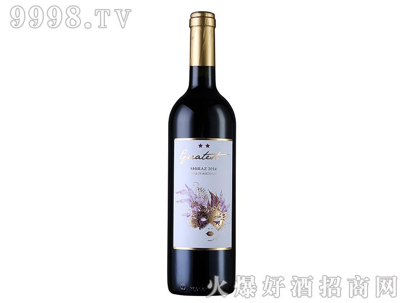 赤天干红葡萄酒13.6°750ml-红酒类信息
