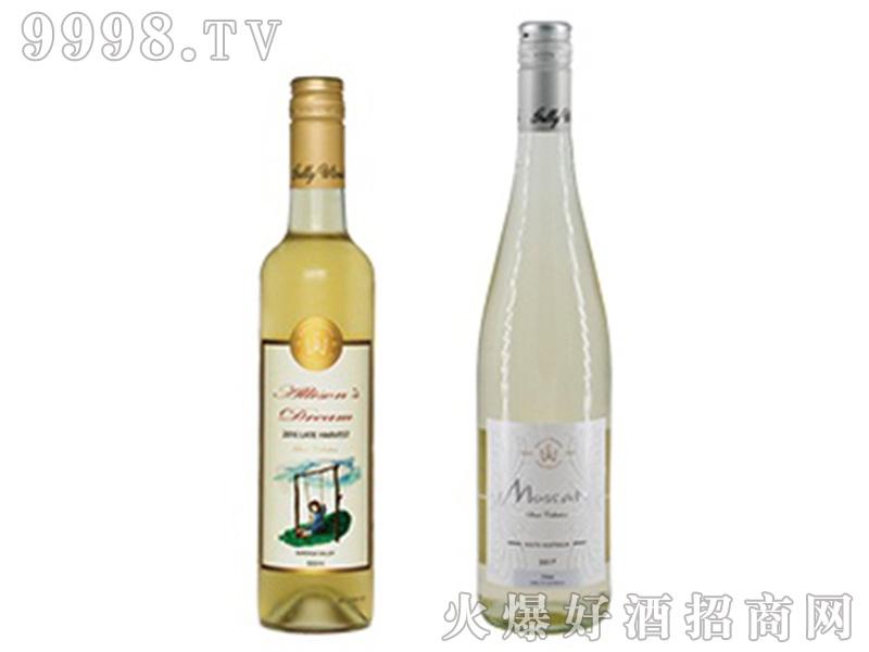 巴罗萨谷甜酒750ml