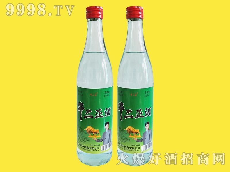 牛二正酒42°500ml浓香型白酒
