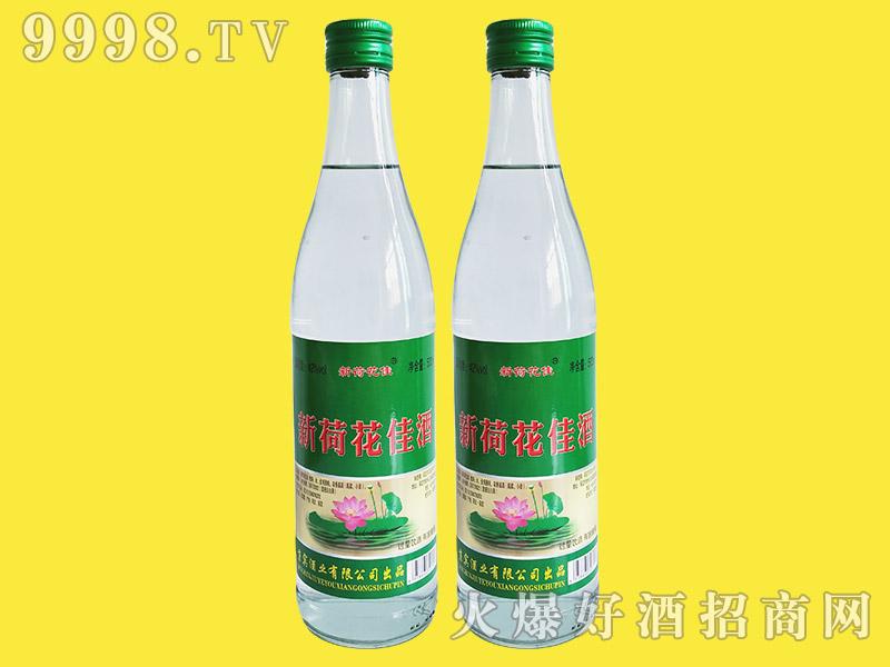 新荷花佳酒42°500ml浓香型白酒