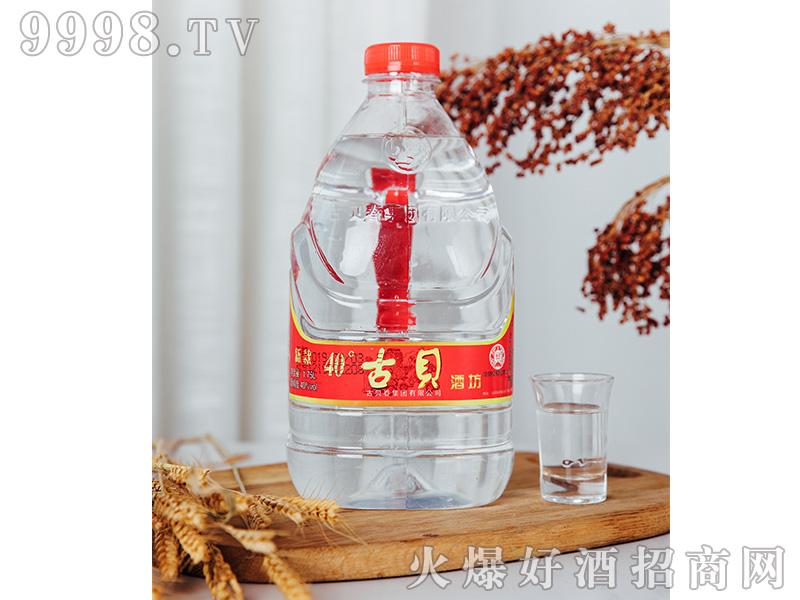 古贝酒坊40度1.75L浓香型白酒