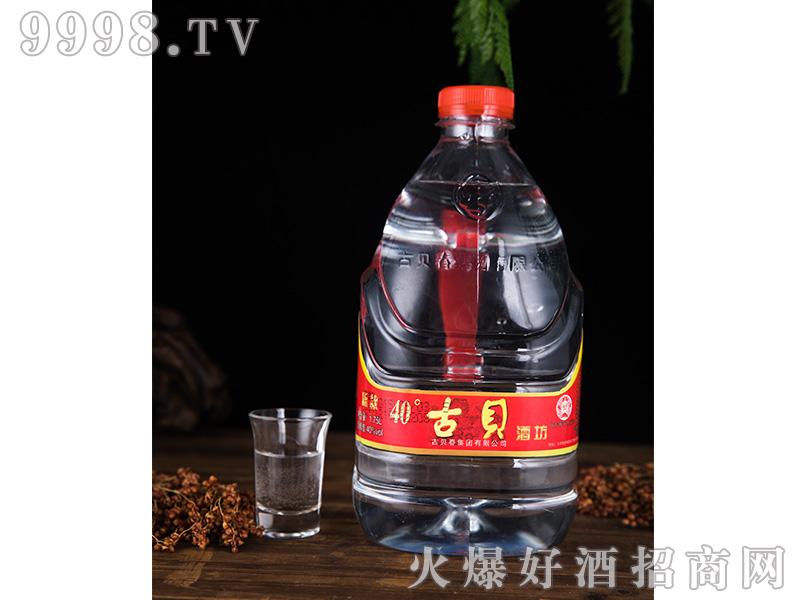 古贝酒坊酒40%vol 1.75L浓香型白酒