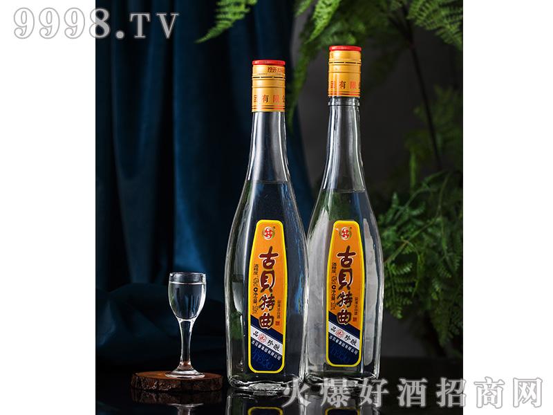 古贝特曲酒42度500ml浓香型白酒