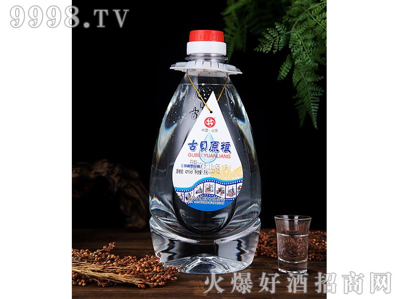 古贝原粮酒42度2.5L浓香型白酒