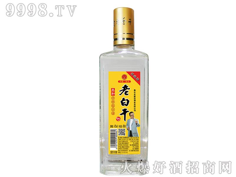 通途老白干酒升级版柔和42°450ml浓香型白酒