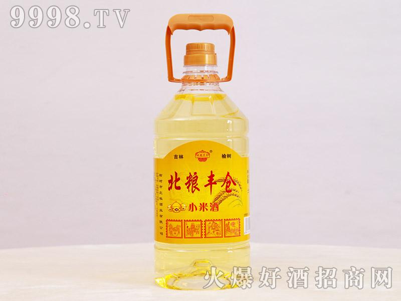 北粮丰仓小米酒40°4L