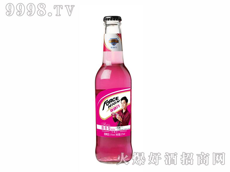 轰动力苏打酒诱惑型苏打酒275ml-啤酒类信息