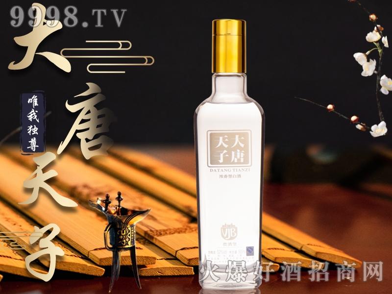 大唐天子酒唯我独尊52°500ml浓香型白酒-白酒类信息