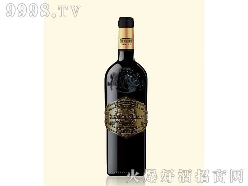 卡伦图·弗赛尔干红葡萄酒13.5度750ml
