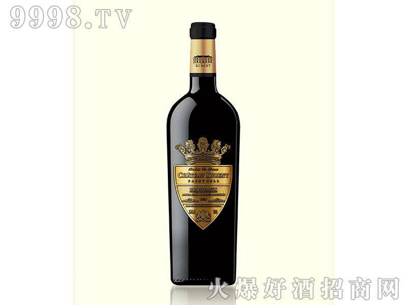 卡伦图·圣泽尔干红葡萄酒14度750ml