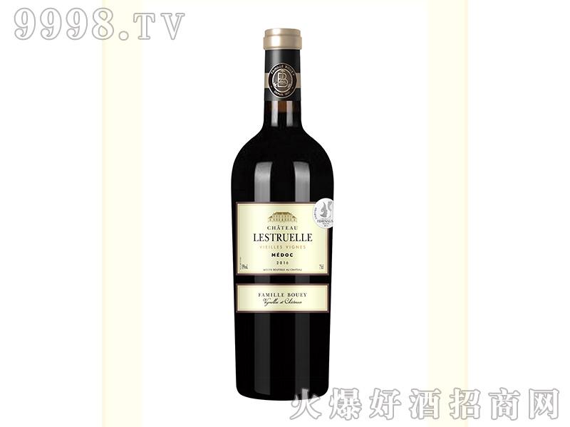 里斯特城堡干红葡萄酒2016 15度750ml