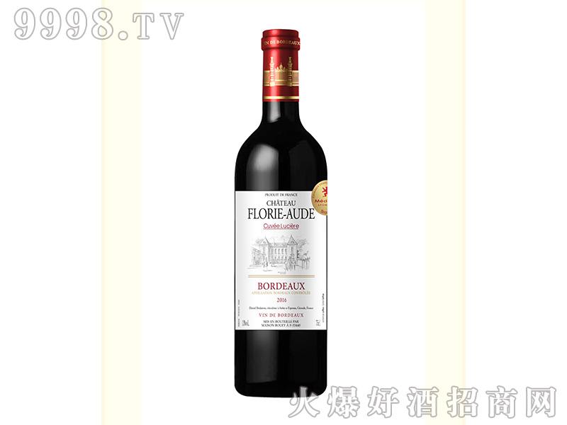 奥黛城堡干红葡萄酒13度750ml