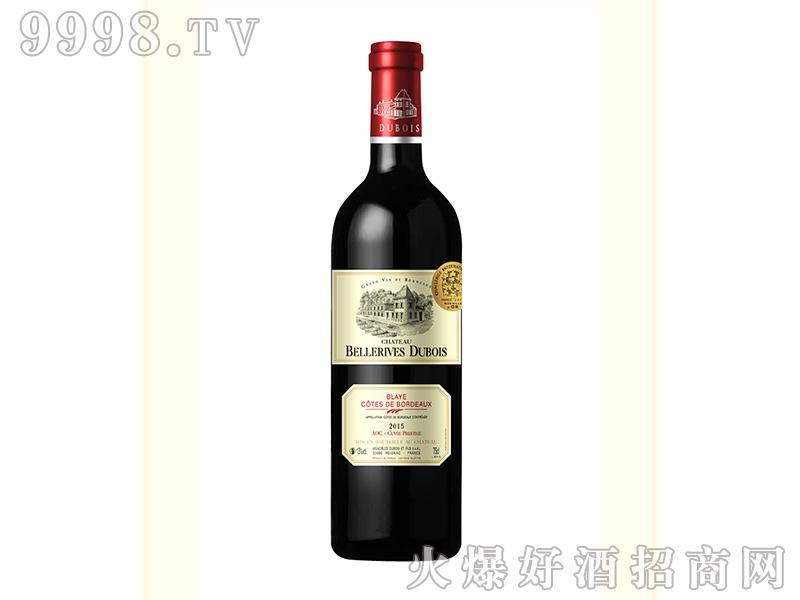 迪布瓦干红葡萄酒13度750ml