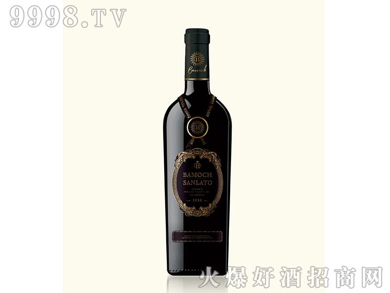 巴莫赫·圣拉托干红葡萄酒
