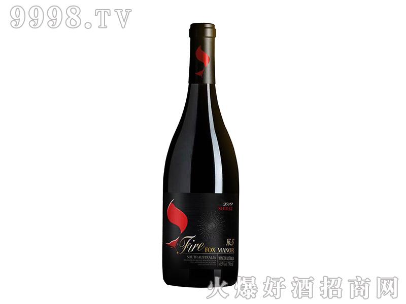 红狐庄·澳丽娅干红葡萄酒16.5度750ml