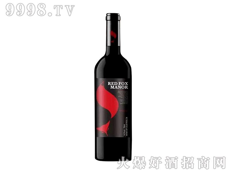 红狐庄·威廉姆干红葡萄酒13.5度750ml