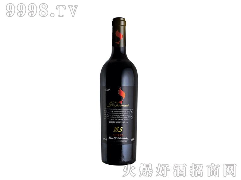 红狐庄·威廉姆干红葡萄酒16.5度750ml