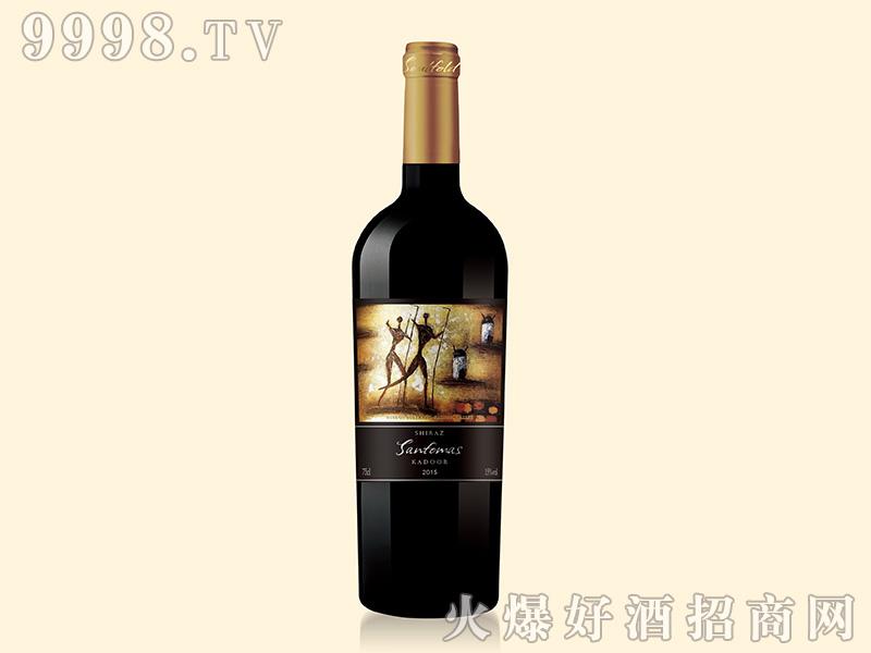 圣托莫森·嘉多柯尔干红葡萄酒15度750ml