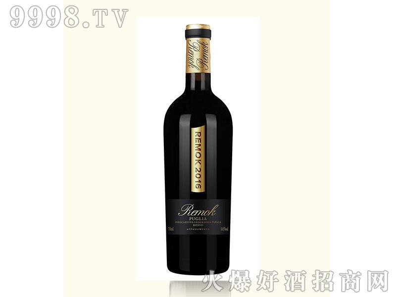 雷莫克·迪纳尔干红葡萄酒14.5度750ml