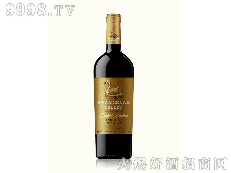 天鹅雪兰谷·圣瑟兰干红葡萄酒16.8度750ml