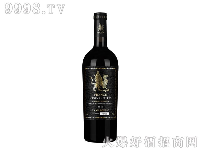 雷格纳·库蒂斯干红葡萄酒15度750ml