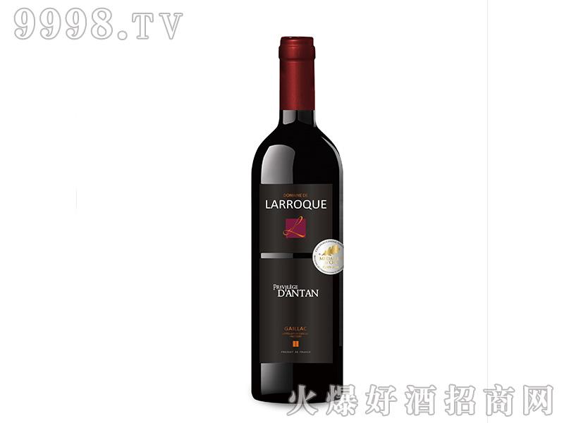 拉罗克庄园干红葡萄酒