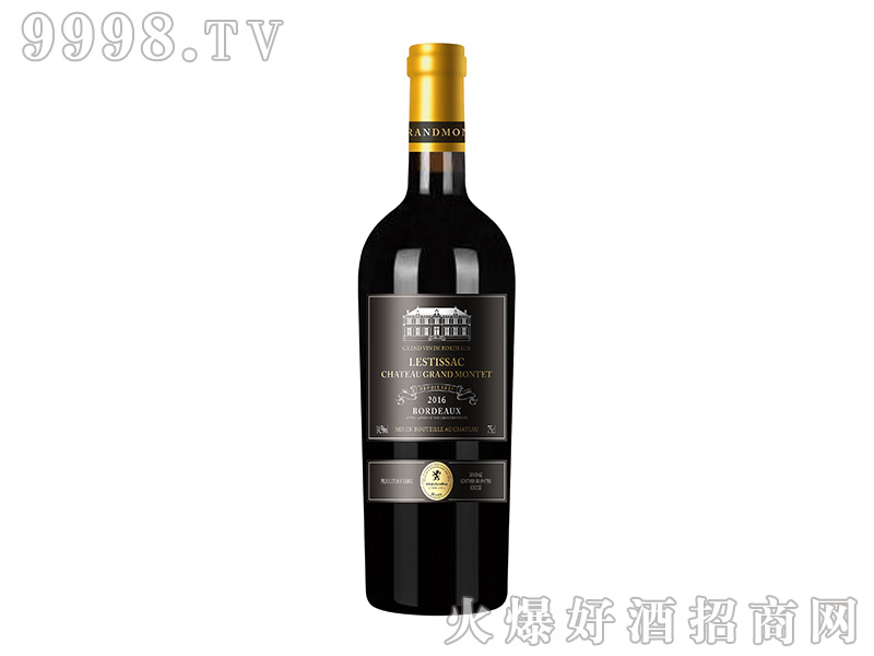瑞帝歌梦堡干红葡萄酒14.5度750ml
