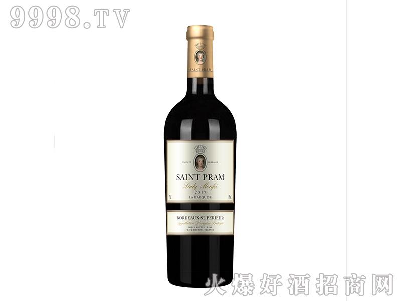 圣帕兰·蒙菲女爵干红葡萄酒