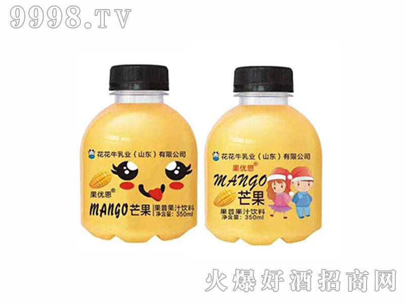 果优恩果昔果汁饮料芒果