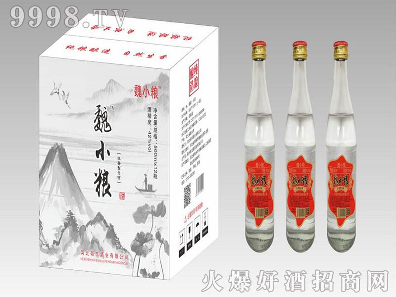 魏小粮酒42°500ml×12瓶浓香型白酒