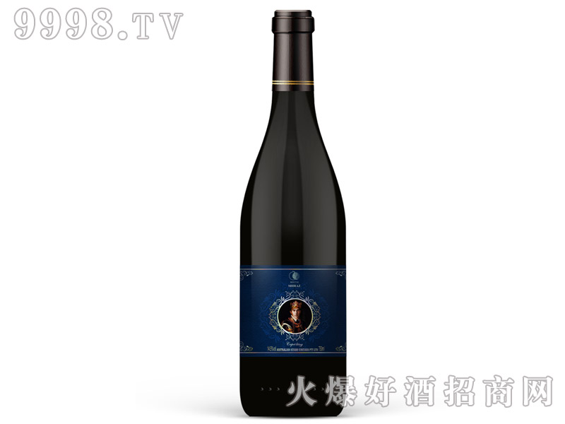 茅台卡佩王西拉干红葡萄酒