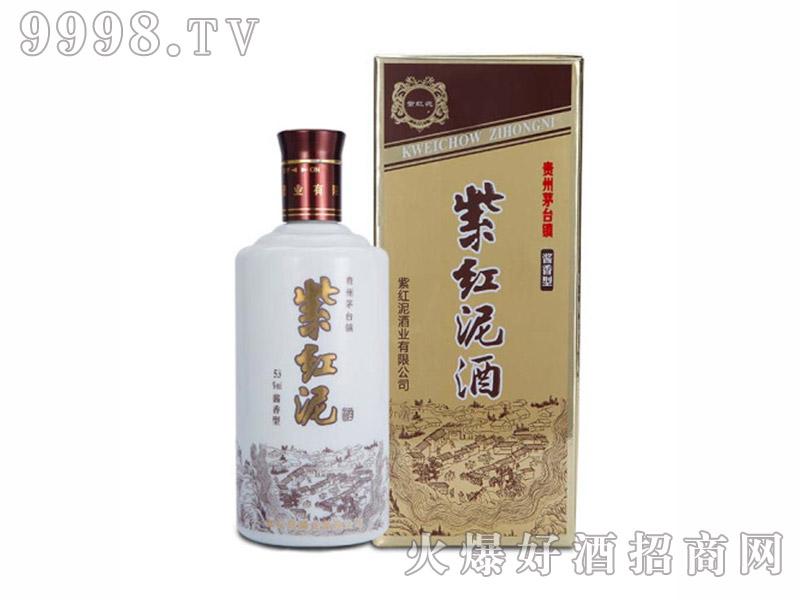 白色紫红泥53度500ml酱香型
