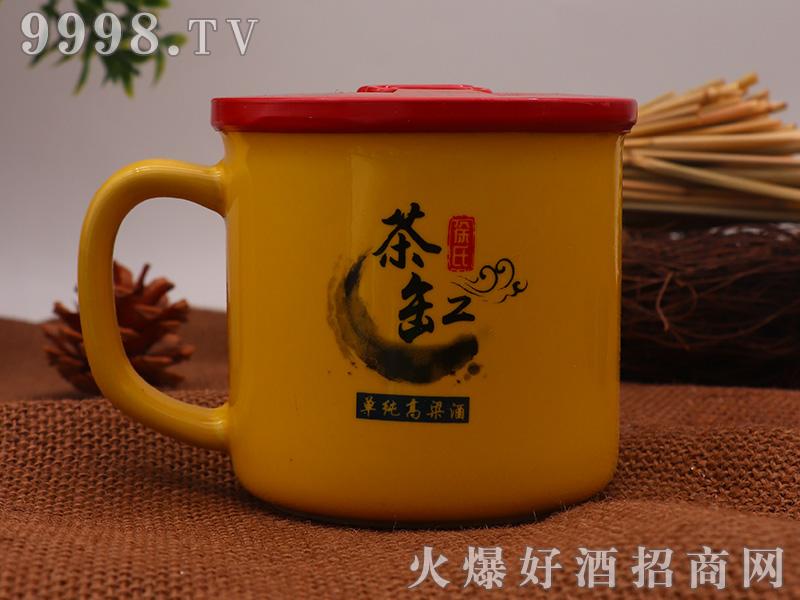 徐氏茶缸单纯高粱酒【42°250ml】