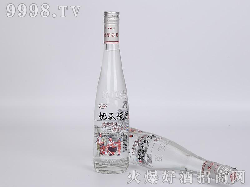 地瓜烧酒瓶浓香型白酒【46%vol500ml】
