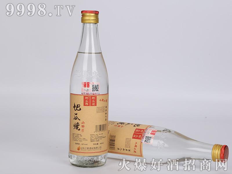 地瓜烧酒小醉浓香型白酒【42度480ml】