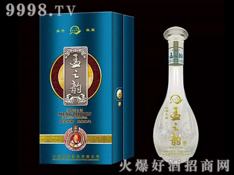 孟之韵·禧韵清香型白酒【52°500ml】
