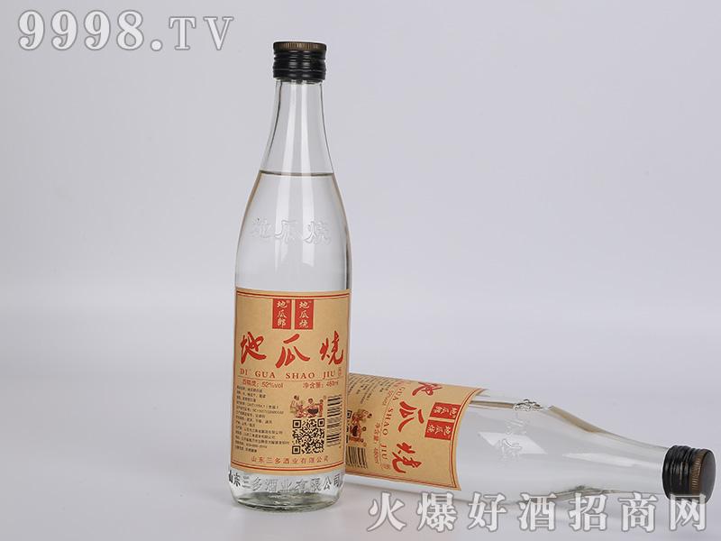 地瓜烧酒浓香型白酒【52°480ml】