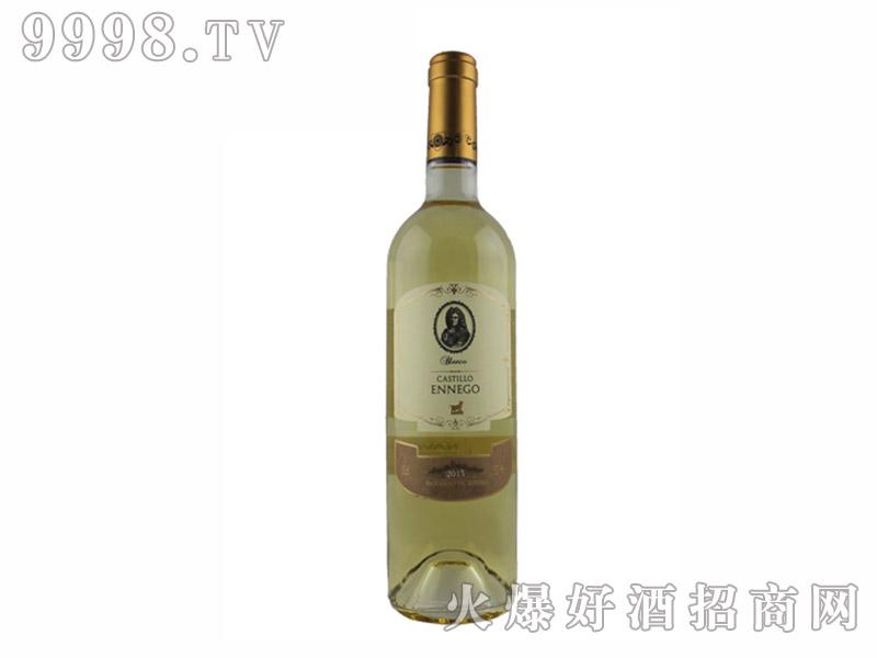卡斯蒂罗安纳哥白葡萄酒【13度750ml】